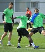 Atiker Konyaspor Başakşehir hazırlıklarını sürdürdü