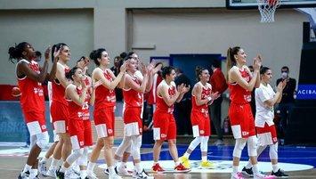 A Milli Kadın Basketbol Takımı yarın İstanbul'da kampa girecek