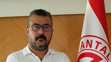Antalyaspor'un yeni başkanı Aziz Çetin oldu!