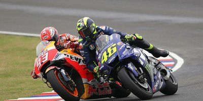 Valentino Rossi, Marc Marquez'i kasten çarpmakla suçladı