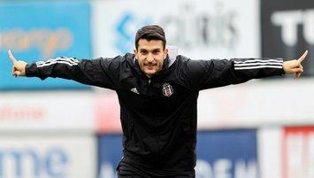 Beşiktaş'ın jokeri Necip! 6 mevkide görev yaptı