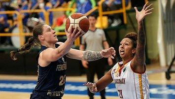 Kadınlar EuroLeague'de avantaj Fenerbahçe'de!