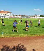 Burhaniye'de atletizm kursu ilgi gördü