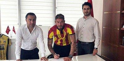 Yeni Malatyaspor Ömer Şişmanoğlu'nu transfer etti