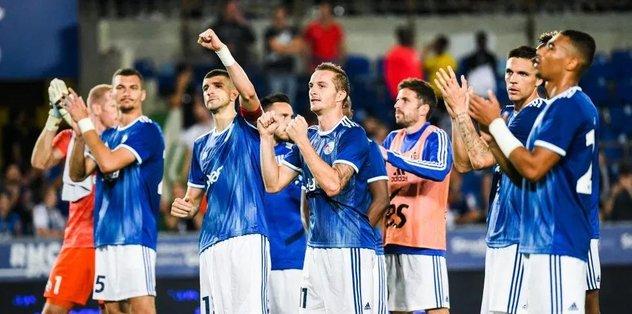 Strasbourg'da 5 oyuncu corona virüsüne yakalandı - başlıyor -