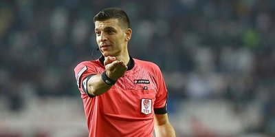 Trabzonspor'da gündem hakem! Galatasaray...
