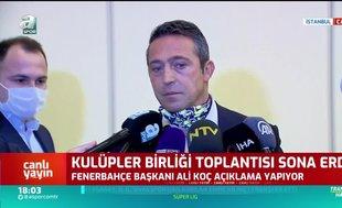 Fenerbahçe'den Galatasaray'a Mert Hakan Yandaş cevabı