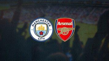 Manchester City-Arsenal maçı ne zaman?