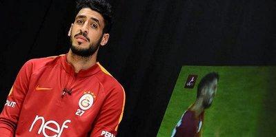 """""""Çocukluk hayalim Galatasaray'dı"""""""