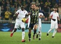 Fenerbahçe - Gençlerbirliği maçının sineması