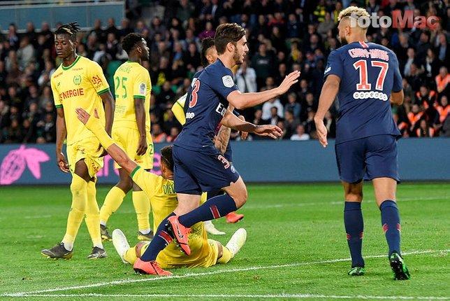 Metehan Güçlü PSG formasıyla ilk golünü Nantes'a attı! Metehan Güçlü kimdir?