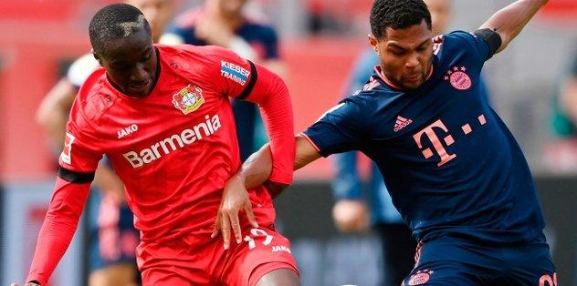 Bayer Leverkusen 2-4 Bayern Münih | ÖZETİ İZLEYİN