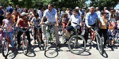Bisiklette hedef 4 yılda 5 bin lisanslı sporcu