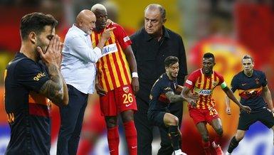 Kayserispor - Galatasaray: 3-0 | MAÇ SONUCU ÖZET | Gs maçı özeti