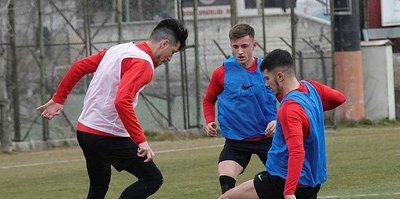 Gençlerbirliği, Antalyaspor maçının hazırlıklarına başladı