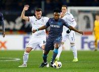 Basel - Trabzonspor maçından kareler