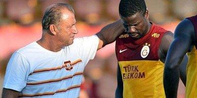 Eboue, Galatasaray'a geri dönüyor!
