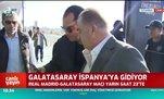 Galatasaray İspanya'ya gidiyor