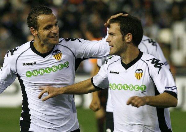 Valencia - Bursaspor (Şampiyonlar Ligi C Grubu 5. maçı)