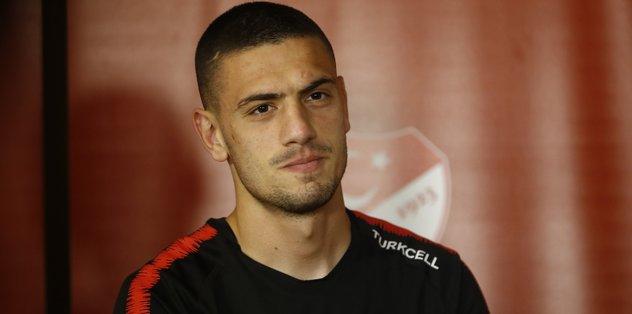 Merih Demiral'dan bir transfer daha!