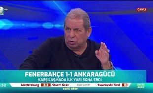 """Erman Toroğlu: """"Pozisyonun kornerle alakası yok""""."""