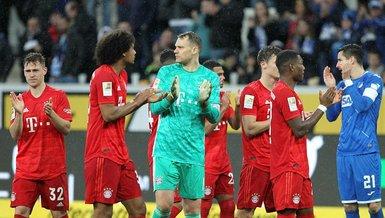 Hoffenheim 0-6 Bayern Münih | MAÇ SONUCU