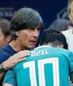 Löw'den Mesut Özil açıklaması
