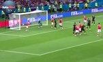 Beşiktaşlı yıldız Domagoj Vida'dan muhteşem gol
