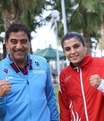 Milli boksörden Ünal Karaman'a ziyaret