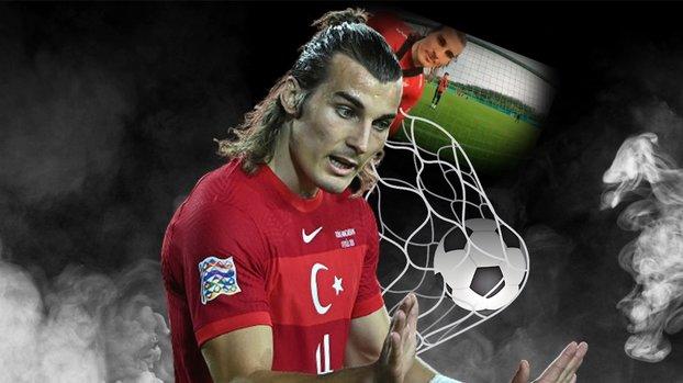 Son dakika spor haberi: Çağlar Söyüncü'den milli takım kampında şık gol!