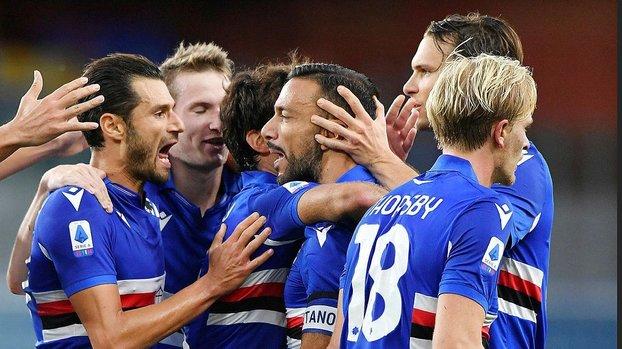 Vedat Muriqi'nin ilk maçında Lazio Sampdoria'ya mağlup oldu! #