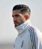 Juventus'lu Emre Can'dan şok sözler! 'Çok mutsuzum!'