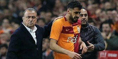 Galatasaray'da Tolga krizi