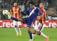 Beşiktaş'ta sağ beke Anderlecht'ten Andy Najar