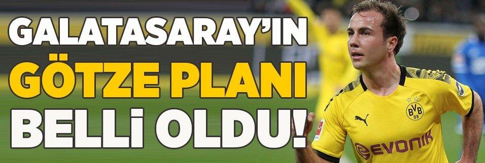 galatasarayin gotze plani belli oldu 1597098883233 - Galatasaray'dan Kayserispor'a transfer teklifi gitti! Para ve 3 futbolcu
