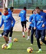 Kayserispor'da Fenerbahçe hazırlıkları başladı