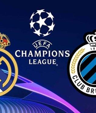 Club Brugge Real Madrid maçı saat kaçta? Hangi kanalda?