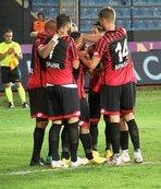 Gençlerbirliği, Afjet Afyonspor'u tek golle yıktı