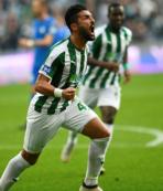 Bursaspor'u kanat oyuncuları sırtlıyor