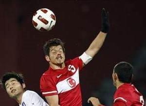 Türkiye - Güney Kore (Hazırlık maçı)