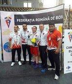 Ece Ediz Avrupa şampiyonu