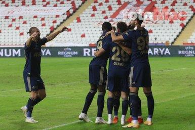 Spor yazarları Antalyaspor-Fenerbahçe maçını değerlendirdi