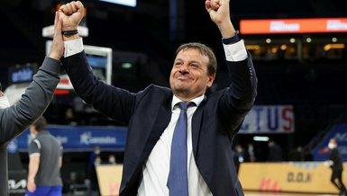 Son dakika spor haberleri: Anadolu Efes Ergin Ataman'ın sözleşmesini 2 yıl daha uzattı