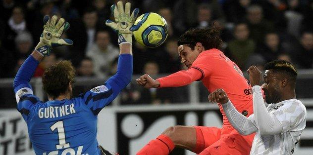 Amiens 4-4 PSG MAÇ SONUCU