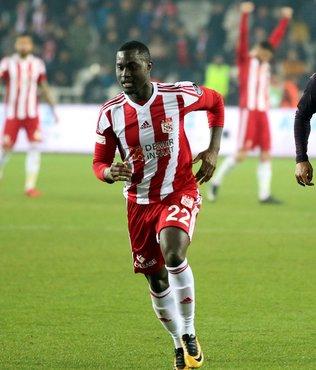 Demir Grup Sivasspor kafilesi Trabzon'a gitti