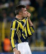 Galatasaray'da Robin van Persie önlemi!