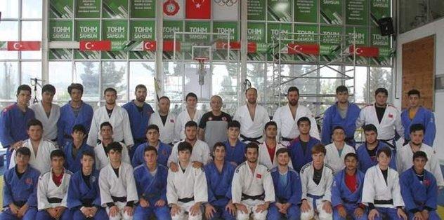 Özel sporcular Judo Milli Takım seçmeleriyapıldı