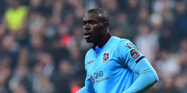 Trabzonspor Toure'nin sözleşmesinin feshedildiğini açıkladı