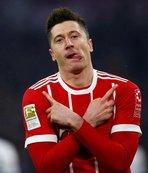 """Lewandowski, """"Yılın Polonyalı Futbolcusu"""" seçildi"""