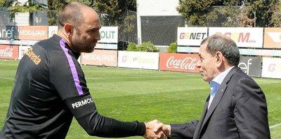 Dursun Özbek: Kalan 6 maçı kazanalım